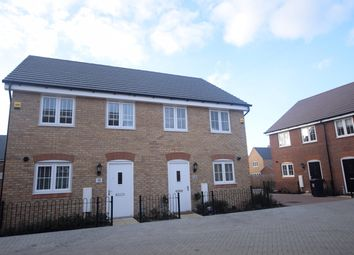 Thumbnail 2 bed property to rent in Cavell Mews, Flitwick, Bedford