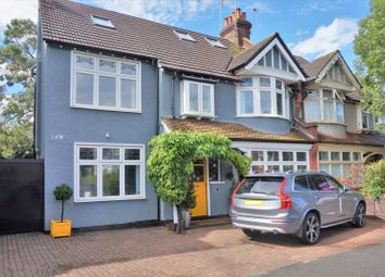 Thumbnail 5 bed semi-detached house for sale in Whytecliffe Road North, Purley