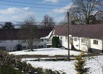 Thumbnail 1 bed terraced house for sale in Y Llys, Llanbedr Hall, Ruthin, Denbighshire