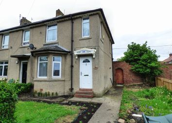 Thumbnail 3 bedroom end terrace house for sale in Scrogg Road, Walker, Newcastle Upon Tyne