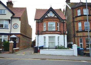 Thumbnail 2 bed flat to rent in Queens Road, Broadstairs