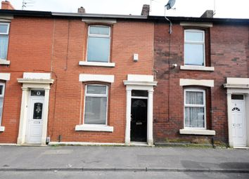 Thumbnail 3 bed terraced house for sale in Hertford Street, Blackburn