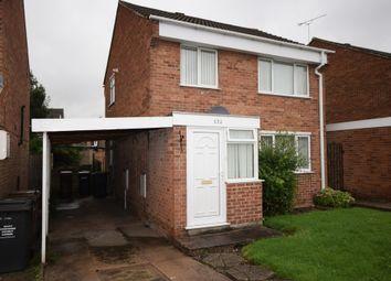 Thumbnail 3 bed detached house for sale in 532, Arleston Lane, Stenson Fields, Derby, Derbyshire