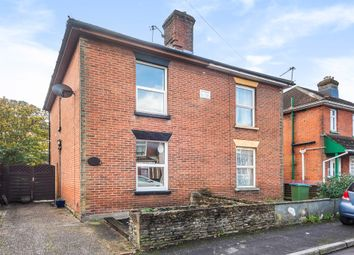 Thumbnail 2 bed semi-detached house for sale in Albany Road, Freemantle, Southampton