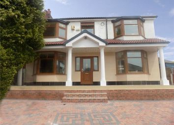 Thumbnail 4 bedroom detached house for sale in Willowbank Avenue, The Haulgh, Bolton, Lancashire