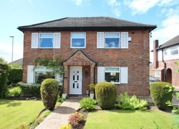 Thumbnail 3 bed detached house for sale in The Fairway, Alwoodley, Leeds