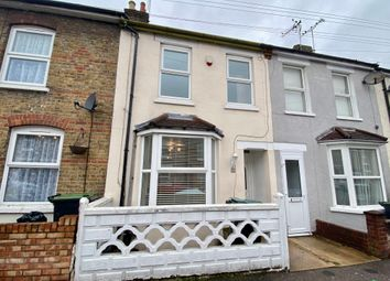 Thumbnail 2 bed terraced house for sale in Mead Road, Gravesend