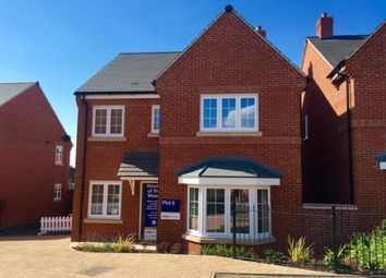 Thumbnail 4 bedroom detached house for sale in Somersgate, Longlands, Repton, Derbyshire