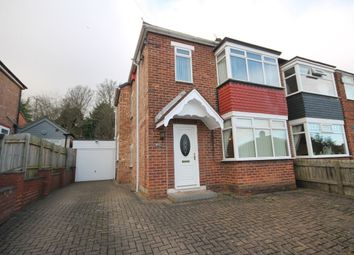 Thumbnail 3 bed semi-detached house for sale in Kilburn Road, Stockton-On-Tees