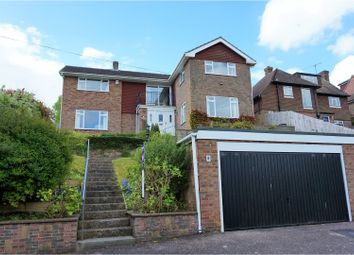 Thumbnail 5 bed detached house for sale in Hill Road, Lewes