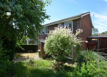 Thumbnail 2 bedroom end terrace house for sale in Avon Close, Calcot, Reading