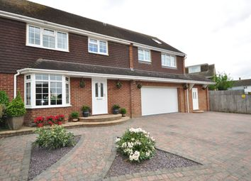 Thumbnail 5 bed semi-detached house to rent in Pine Close, Larkfield, Aylesford