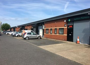 Thumbnail Light industrial to let in Unit 16, Redbridge Enterprise Centre, Thompson Close, Illford