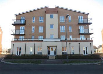 Thumbnail 2 bed flat to rent in John Fitzjohn Avenue, Aylesbury