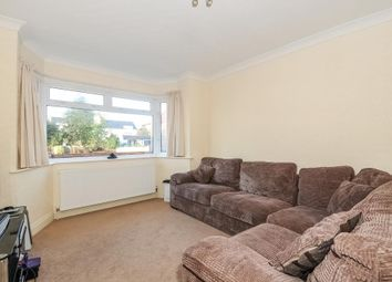 Thumbnail 2 bedroom bungalow to rent in Vicarage Road, Sunbury On Thames