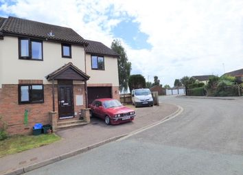 Thumbnail 3 bed semi-detached house for sale in Milkwall, Coleford