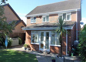 Thumbnail 4 bed detached house for sale in Charborough Close, Lytchett Matravers, Poole