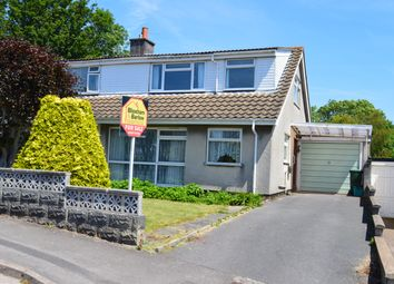 Thumbnail 3 bed semi-detached house for sale in Wayside, Worle, Weston-Super-Mare