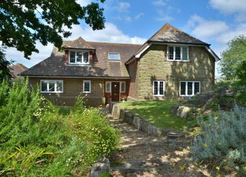 Thumbnail 4 bed detached house for sale in Foxfields, West Chiltington, Pulborough