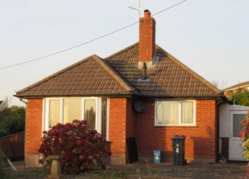 Thumbnail 2 bed detached bungalow to rent in Littlemead Lane, Exmouth