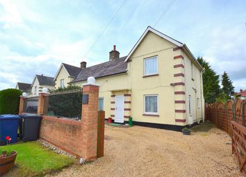 Thumbnail 3 bed semi-detached house for sale in Great North Road, Buckden, St Neots, Cambridgeshire