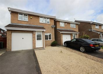 Thumbnail 3 bed detached house for sale in Berkeleys Mead, Bradley Stoke, Bristol
