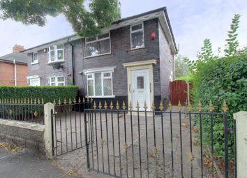 Thumbnail 2 bed semi-detached house for sale in Crossley Road, Burslem, Stoke-On-Trent