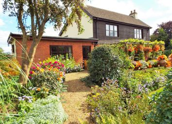 Thumbnail 4 bed detached house for sale in Tumbler Hill, Swaffham