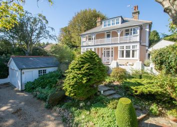 Thumbnail Detached house for sale in Granville Road, St. Margarets Bay, Dover
