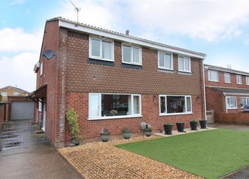 Thumbnail 4 bedroom semi-detached house for sale in Butterfield Park, Clevedon, North Somerset