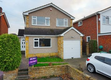Thumbnail 4 bed detached house for sale in Parsonage Field, Brentwood