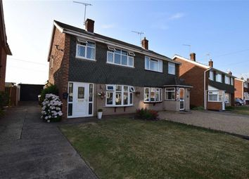 Thumbnail 3 bed semi-detached house for sale in Silverdale, Stanford-Le-Hope, Essex