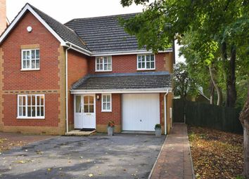 Thumbnail 4 bed detached house for sale in Brangwyn Court, Sketty, Swansea