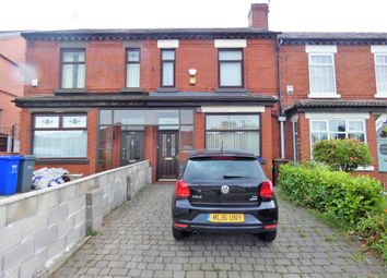 Thumbnail 3 bed terraced house for sale in Rochdale Road, Blackley, Manchester
