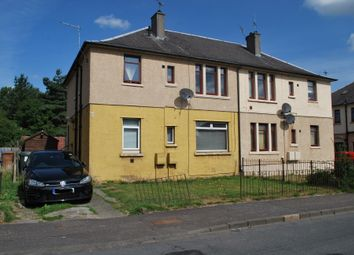 Thumbnail 2 bed flat for sale in Merchiston Avenue, Falkirk
