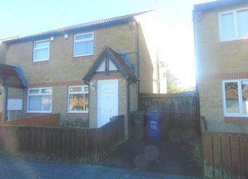 Thumbnail 2 bed semi-detached house to rent in Denton Gate, Westerhope, Newcastle Upon Tyne