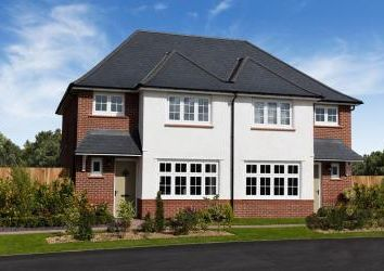 Thumbnail 3 bed semi-detached house for sale in Church Road, Redditch, Worcestershire