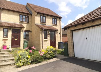 Thumbnail 3 bedroom end terrace house to rent in Roebuck Close, Royal Wootton Bassett, Swindon