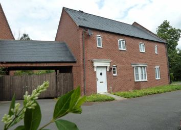 Thumbnail 3 bed detached house to rent in Lattimore Road, Stratford-Upon-Avon