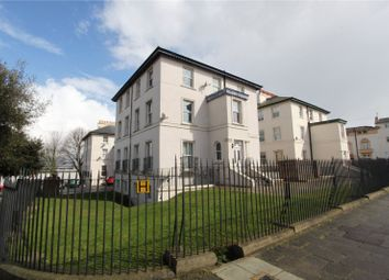 Thumbnail 2 bedroom flat for sale in Lansdown Square, Gravesend, Kent
