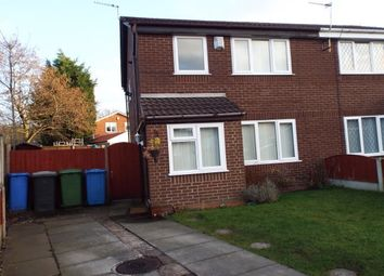 Thumbnail 3 bed property to rent in St. Davids Drive, Callands, Warrington