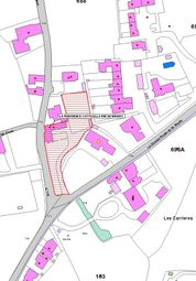 Thumbnail Land for sale in La Rue Du Huquet, St. Martin, Jersey