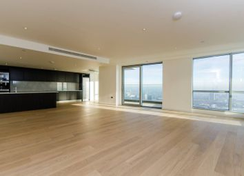 Thumbnail 2 bed flat to rent in Charrington Tower, Canary Wharf