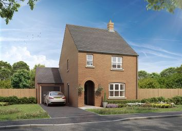 "Thumbnail 3 bed detached house for sale in ""The Hatfield "" at Ribston Close, Banbury"