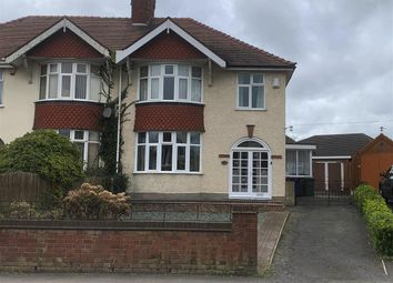 Thumbnail 3 bed semi-detached house for sale in Anson Street, Rugeley
