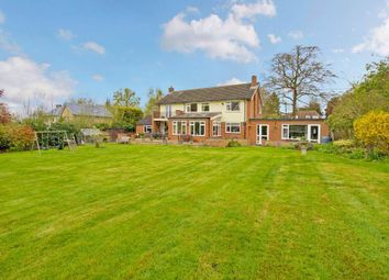 Thumbnail 5 bedroom detached house for sale in Houghton Hill, Houghton, Huntingdon