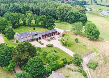 Thumbnail 7 bedroom farmhouse for sale in Greenwood Lane, Durley, Southampton