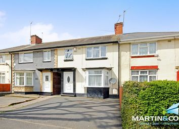 Thumbnail 3 bed terraced house for sale in Dorothy Road, Smethwick