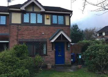 Thumbnail 3 bed mews house to rent in Churchfields, Audenshaw, Manchester