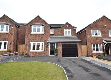 Thumbnail 4 bed detached house for sale in Foxholes Place, Methley, Leeds